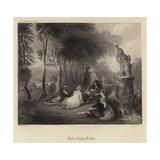 Francois Louis Joseph Watteau