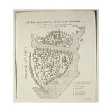 Maps of Istanbul