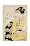 Kikugawa Toshinobu Eizan
