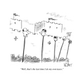Fantasy New Yorker Cartoons