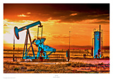 Oil Rigs / Fields