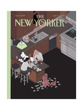 Family New Yorker Covers