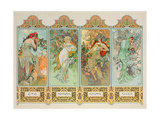 Allegories (Mucha Foundation)