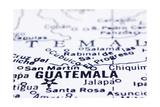 Maps of Guatemala