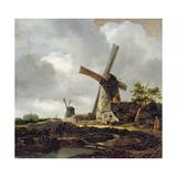 Jacob Isaaksz. Or Isaacksz. Van Ruisdael