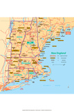 Maps of Connecticut