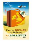 Irish Travel Ads