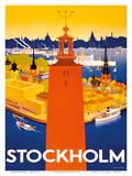 Swedish Travel Ads
