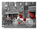 Carriages (Color Photography)