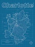 Maps of Northern Carolina