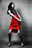 Women (Spot Color Photography)