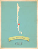 Maps of Chile