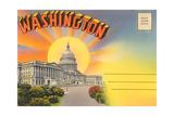 Greetings from Washington D.C.