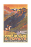 South African Travel Ads