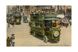 Buses (Vintage Photography)