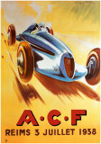 Auto Racing Art & Photography
