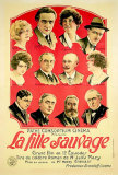La Fille Sauvage 1922