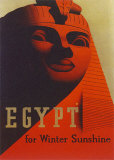 Egyptian Travel Ads