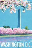 Washington D.C. Travel Ads