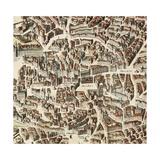 Maps of Madrid