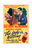 Lady Is Willing (1942)