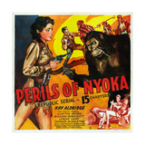 Perils of Nyoka (1942)