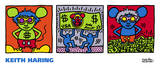 Tribute to Friends (Haring Collection)