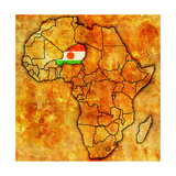Maps of Niger