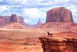Desert Rock Formations