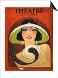 Theatre Magazine (Vintage Art)