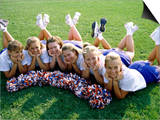 Cheerleading (SuperStock Photography)