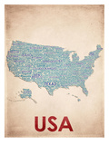 Typography Maps