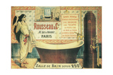 Bathrooms (Vintage Art)