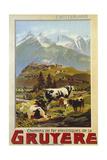 Cattle (Vintage Art)