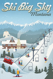 Montana Travel Ads
