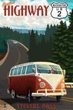 Washington Travel Ads