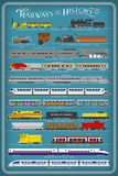 Trains (Decorative Art)