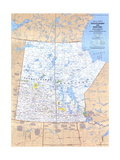 Maps of Manitoba
