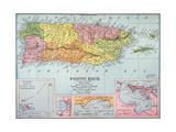 Maps of Puerto Rico