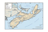 Maps of Nova Scotia