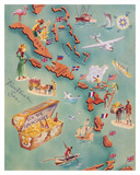 Virgin Islands Travel Ads