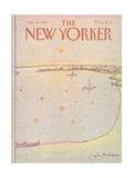 Eugène Mihaesco New Yorker Covers