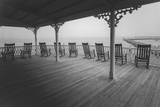 Porches (B&W Photography)
