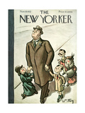 William Steig New Yorker Covers