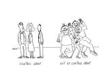 Peter Mueller New Yorker Cartoons