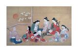 Hishikawa Moronobu