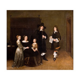 Gerard Ter Borch the Younger