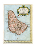 Maps of Barbados