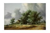 Salomon Jacobsz van Ruisdael