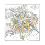 Maps of St. Petersburg